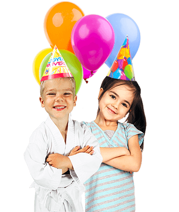Martial Arts Reflex Taekwondo - Birthday Parties